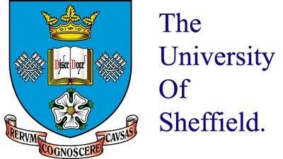 بورسیه های کارشناسی دانشگاه شفیلد انگلستان برای رشته های مهندسی